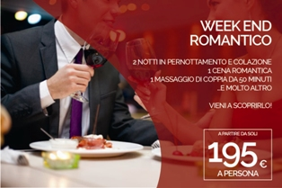 WEEK END ROMANTICO 2 NOTTI
