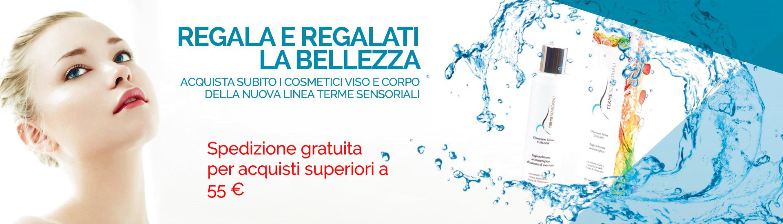 Linea Cosmetica Terme Sensoriali